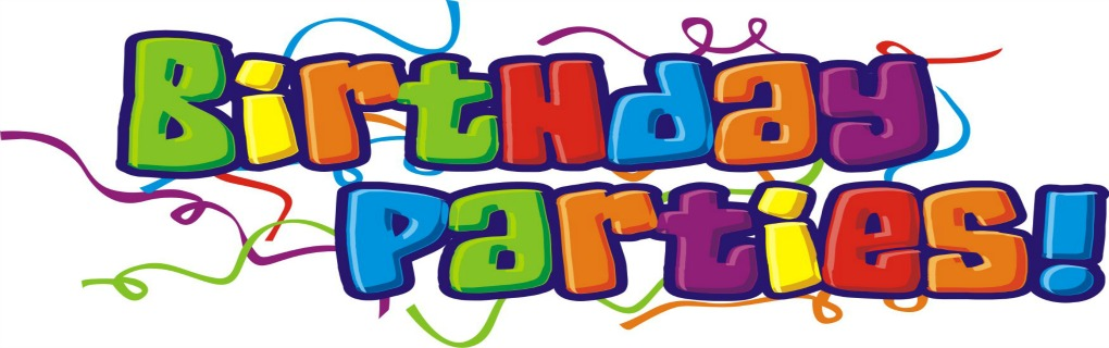 Find out more about our birthday parties!